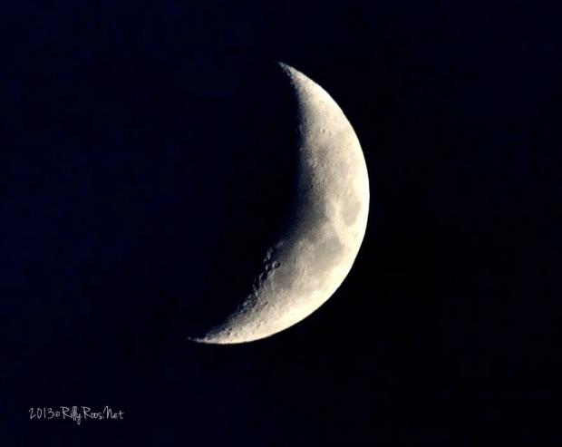 Moon - 15/05/13
