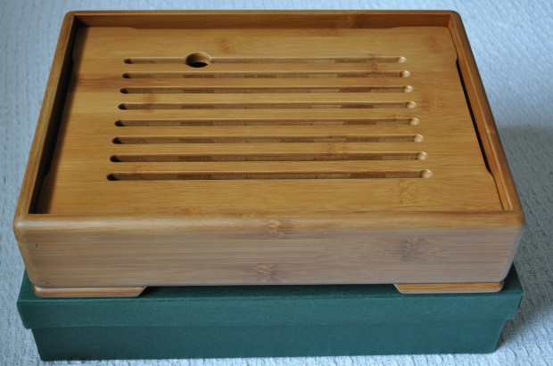 Bamboo Gungfu Tea Trays, various sizes