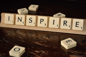 Let the word inspire you